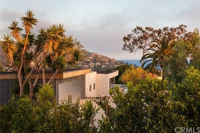 Laguna Beach Single Family Home For Sale: 1395 Temple Hills Drive