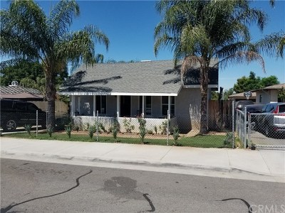 Highland Single Family Home Active Under Contract: 7136 Olive Street