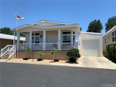 Irvine Mobile Home For Sale: 14851 Jeffrey Rd