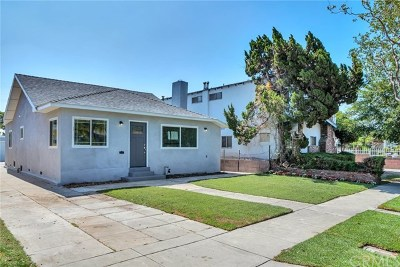 South Gate CA Single Family Home For Sale: $560,000