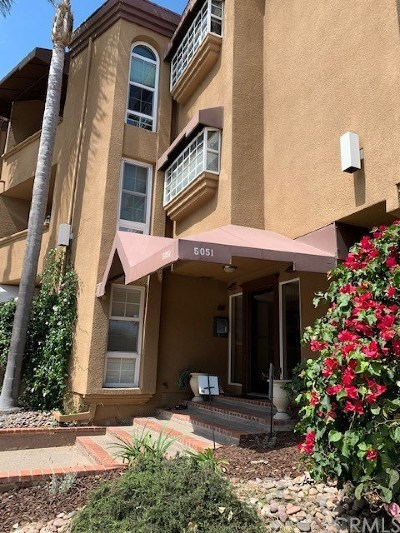San Diego CA Condo/Townhouse For Sale: $469,900