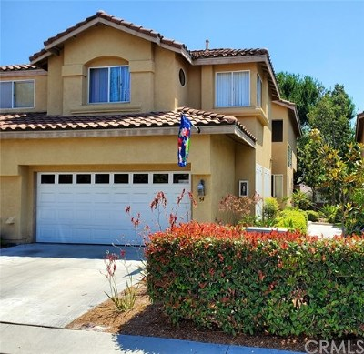Aliso Viejo Condo/Townhouse For Sale: 54 Tortuga Cay