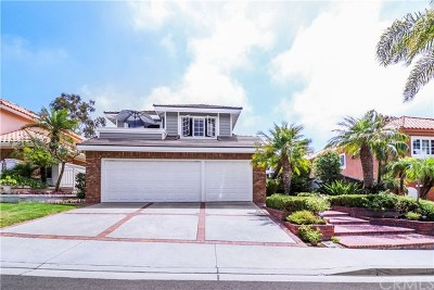 Laguna Niguel Single Family Home For Sale: 6 Charmony