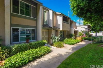Brea Condo/Townhouse For Sale: 1775 Oldwood Court