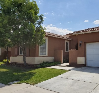 Perris Single Family Home For Sale: 3776 Bella Isola Lane