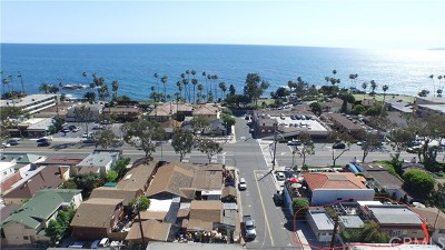 Laguna Beach Single Family Home For Sale: 240 Jasmine Street