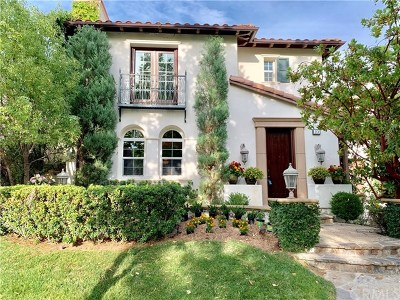 Ladera Ranch Single Family Home For Sale: 10 Basilica Place