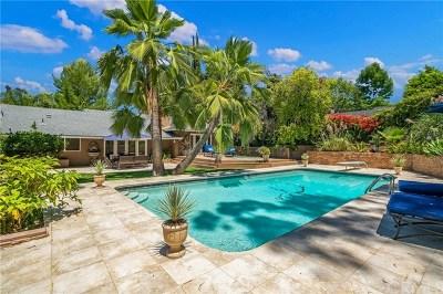 Studio City CA Single Family Home For Sale: $2,100,000