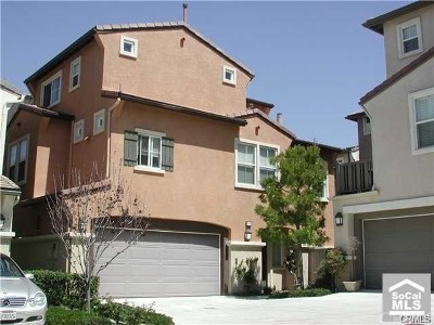 Irvine Single Family Home For Sale: 5 Silvermaple #75