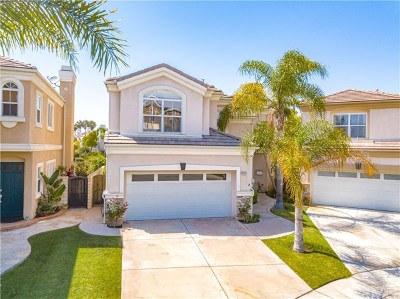 Huntington Beach Single Family Home For Sale: 19181 Brynn Court