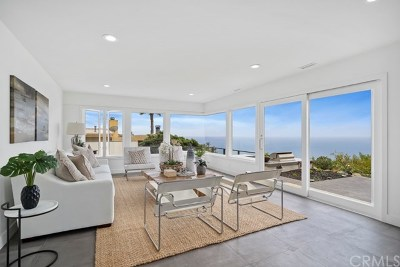 Laguna Beach Single Family Home For Sale: 675 Balboa Avenue