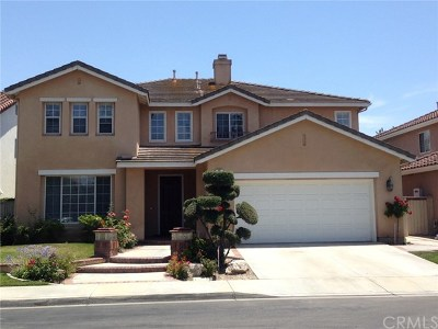 Single Family Home For Sale: 12 Japonica