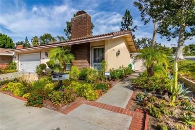 Anaheim Hills Single Family Home For Sale: 6600 E Paseo Cancion