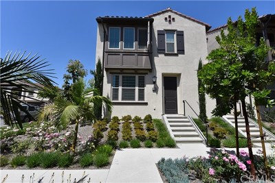 Irvine Condo/Townhouse For Sale: 102 Oak Forest