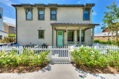 Rancho Mission Viejo Single Family Home For Sale: 120 Marisol Street