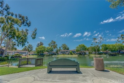 San Juan Capistrano Condo/Townhouse For Sale: 29521 Riviera Court