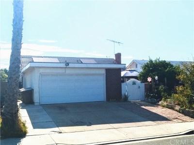 Laguna Hills Single Family Home For Sale: 23781 Pesaro
