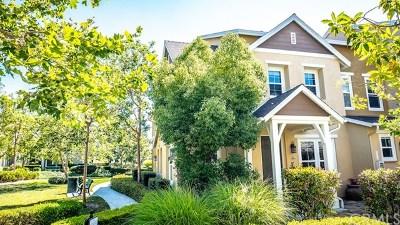Ladera Ranch Condo/Townhouse For Sale: 1 Azara Lane