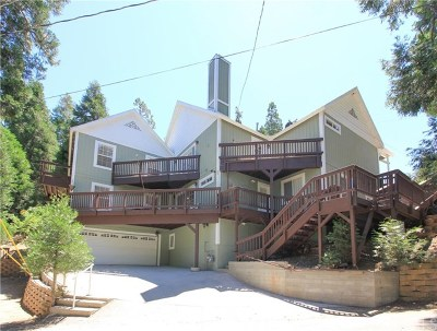 Lake Arrowhead Single Family Home For Sale: 303 A Lane