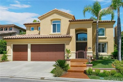 Rancho Santa Margarita Single Family Home For Sale: 22 Promontory