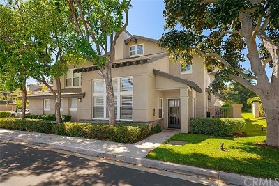 Laguna Niguel Condo/Townhouse For Sale: 88 Cameray Heights
