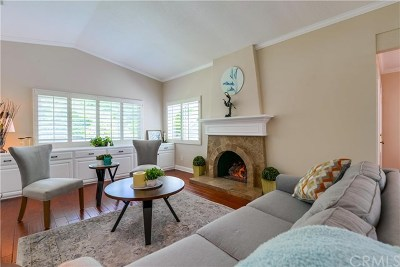 Mission Viejo Single Family Home For Sale: 27861 Via Dario