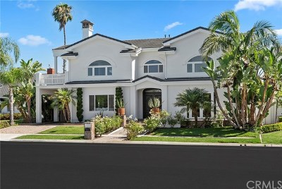 Newport Beach Single Family Home For Sale: 901 Cliff Drive