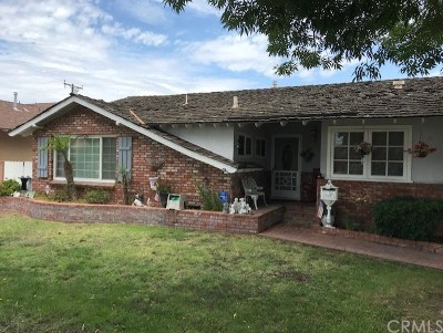 Anaheim Single Family Home For Sale: 3335 W Glen Holly Drive