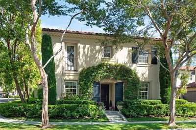 Irvine Condo/Townhouse For Sale: 10 Arborside