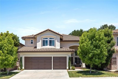 Aliso Viejo Single Family Home For Sale: 5 Stonebrook
