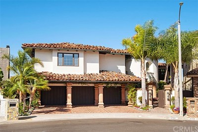 Huntington Beach Single Family Home For Sale: 3751 Nimble Circle