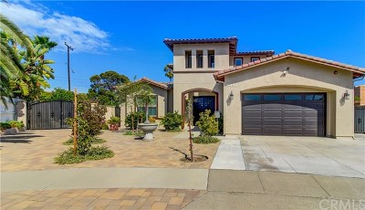 Huntington Beach Single Family Home For Sale: 8462 Crane Circle