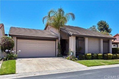 Mission Viejo Single Family Home For Sale: 24001 Delantal