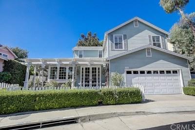 Brea Single Family Home For Sale: 233 Honeysuckle Lane