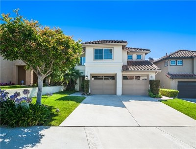 Monarch Beach Single Family Home For Sale: 36 Regina