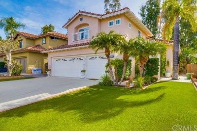 Tustin Single Family Home For Sale: 10600 Bruns Drive