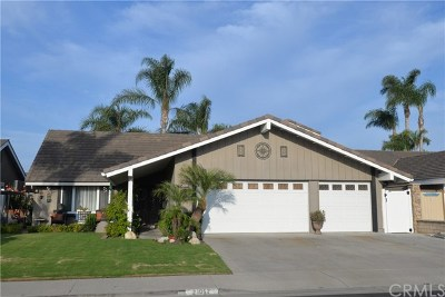 Huntington Beach Single Family Home For Sale: 21052 Hagerstown Circle