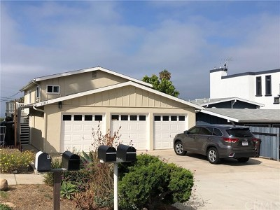 Dana Point Multi Family Home For Sale: 34395 Via San Juan
