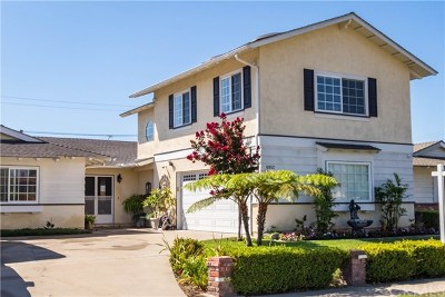 Huntington Beach Single Family Home For Sale: 6052 Kimberly Drive