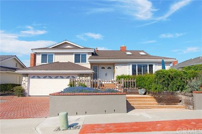 Dana Point Single Family Home For Sale: 33251 Ocean Hill Drive