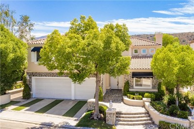 Rancho Santa Margarita Single Family Home For Sale: 16 Promontory