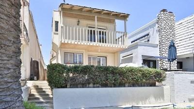 Huntington Beach Single Family Home For Sale: 307 18th Street