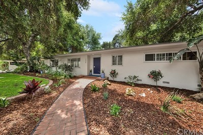 Glendale Single Family Home For Sale: 1630 Wabasso Way