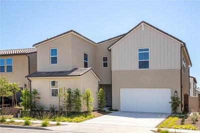 Corona Single Family Home For Sale: 4109 Pompia Way