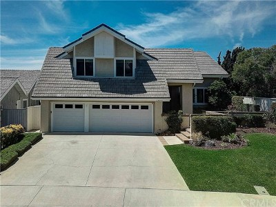 Laguna Niguel Single Family Home For Sale: 28641 Placida Avenue