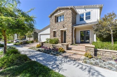 Irvine Single Family Home For Sale: 121 Paramount