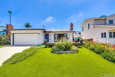 San Clemente Multi Family Home For Sale: 129 W Paseo De Cristobal