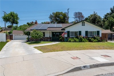 La Habra Single Family Home For Sale: 300 Latchwood Lane
