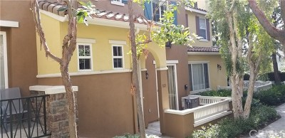 Irvine Condo/Townhouse For Sale: 512 Timberwood
