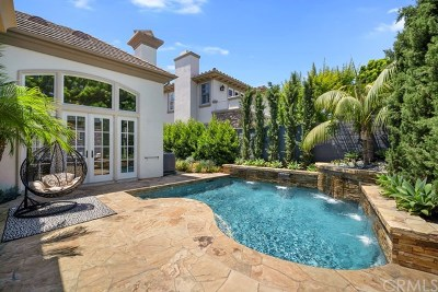 Newport Beach Single Family Home For Sale: 6 Jupiter Hills Drive